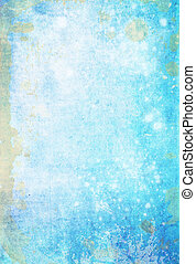 青, background:, sky-like, 抽象的, 黄色, パターン, textured, 白, 背景