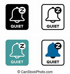 静寂, 音, 選択, モード, 無声, ∥あるいは∥