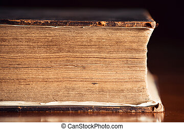 非常に, 終わり, 聖書, 古い, の上