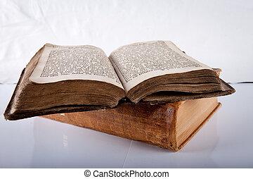 非常に, 聖書, 古い