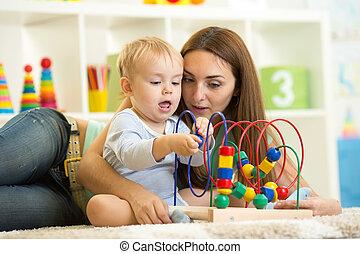 面白い, 子が遊ぶ, ∥で∥, 教育 おもちゃ, 屋内