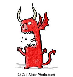面白い, 悪魔, 漫画