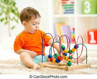面白い, 教育 おもちゃ, 屋内, 子が遊ぶ