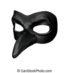面罩, 狂歡節