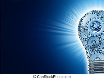 革新, 以及, 想法