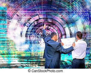 革新, 連接, technology.engineer.generation