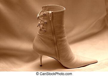 靴子, 婚禮