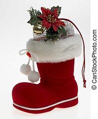 靴子, 聖誕節