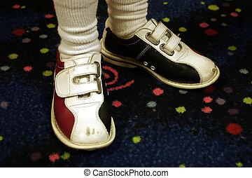 靴, ボウリング