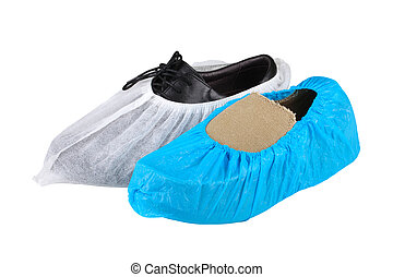 靴, overshoes