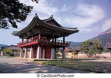 韓国語, 伝統