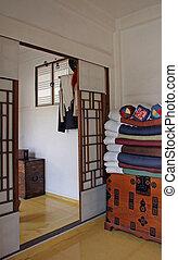 韓國語, 傳統, 房子