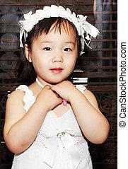 韓國語, 女孩