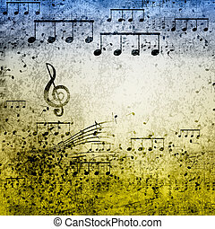 音楽メモ, 背景