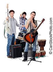 音楽家, グループ