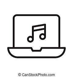 音楽, オンラインで