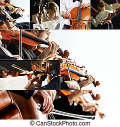 音楽, 古典である