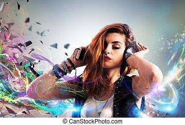 音楽, 情熱