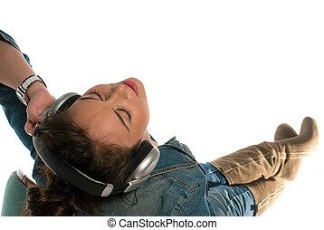 音楽, 私, 耳