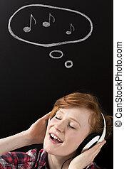 音楽, 私, life!