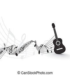音樂 注意