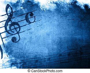 音樂, grunge, 背景