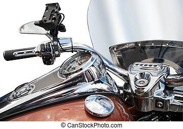 頂視圖, 摩托車, 第一流