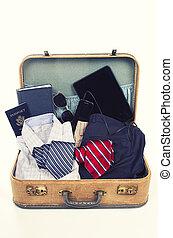項目, 旅行, コレクション, ビジネス