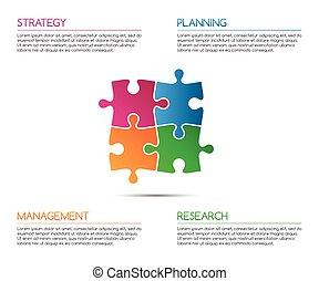 項目, 矢量, 商業描述, infographic, 樣板, minimalistic, 你