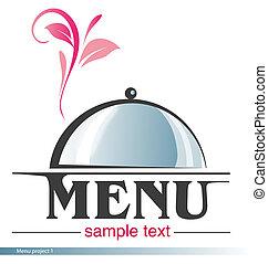 項目, 菜單, 1