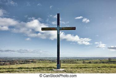 領域, 基督教徒, christ, 產生雜種