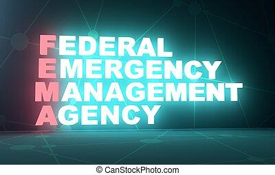 頭字語, 概念, 合衆国政府