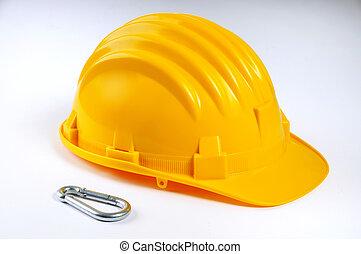 頭盔, 被隔离