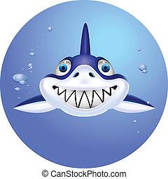 頭, サメ