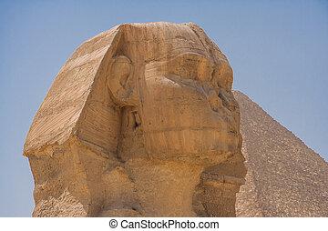 頭, sphinx., 偉人