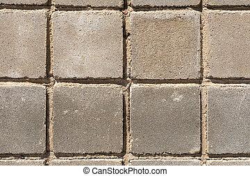 顏色, 灰色, 摘要, 正方形