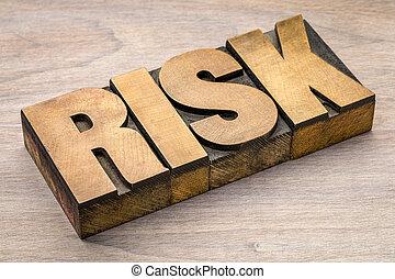 類型, 摘要, 木頭, 詞, 風險