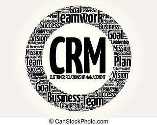 顧客, 管理, -, 関係, crm