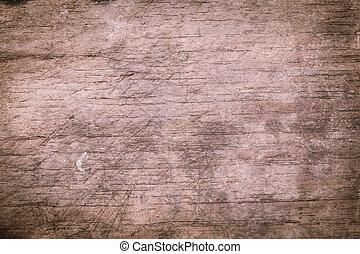風化, 抓痕, 結構, 木頭, 板, 背景