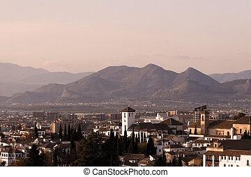 風景, スペイン語