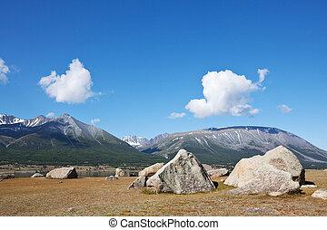 風景, mongolian