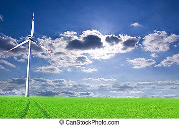 風車, 概念, image.