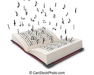 飛行, 音楽的な ノート
