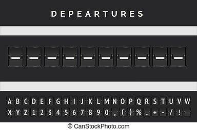 飛行, markup, とんぼ返り, スタイル, 旗, 出発, ベクトル, 空港, 壷