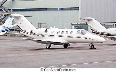 飞机, 私人的喷气机