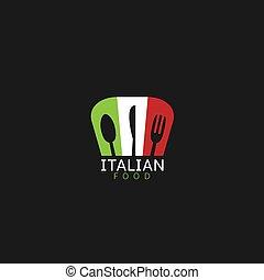 食物イタリア人, アイコン