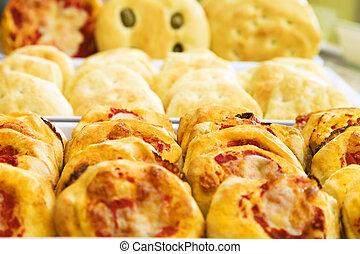 食物イタリア人