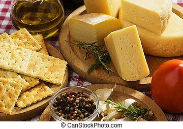 食物イタリア人, 原料