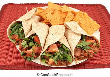 食物メキシコ人