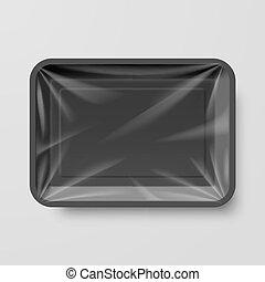 食物容器, プラスチック